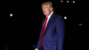 Trump und seine wenig konkreten Ergebnisse
