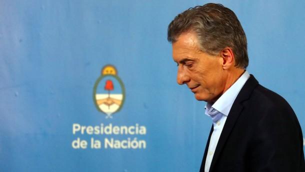 Argentinien will gleich mehrere Ministerien abschaffen