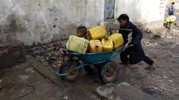 Alltägliche Kämpfe treffen die Schwächsten im Jemen