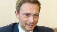 Vorsichtig an alte Ziele tasten: Christian Lindner und die Steuern