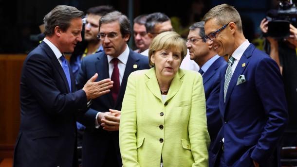 EU-Gipfel scheitert bei Besetzung von Top-Posten