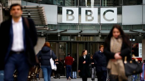 Großbritannien empört über Verbot von BBC World News in China