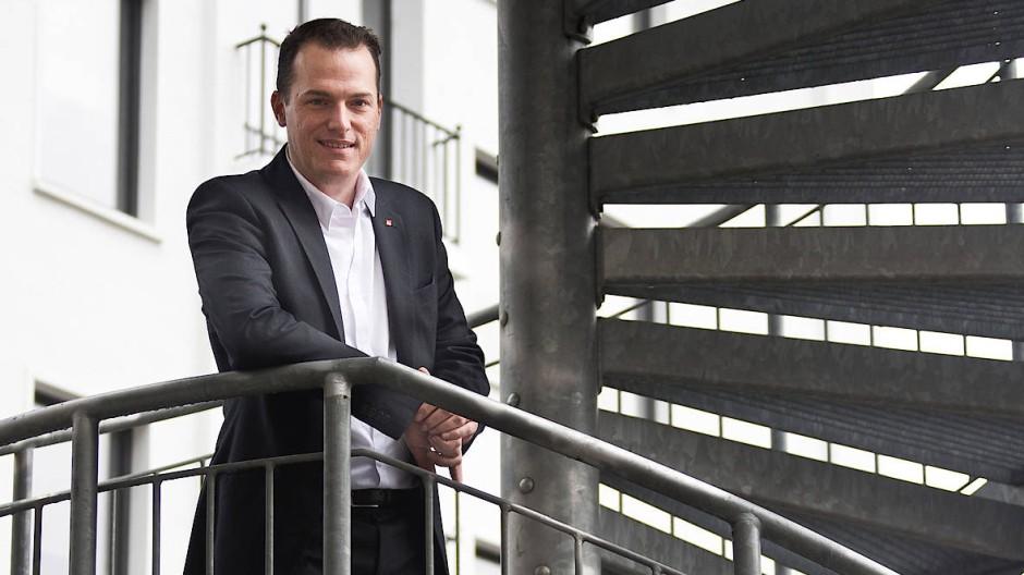Hat gerechnet: Philipp Jacks, Vorsitzender des DGB in Frankfurt