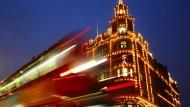 Für Luxuswohnungen in London sinkt der Preis