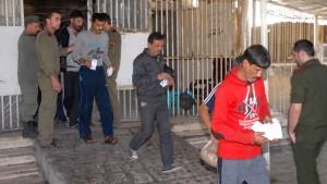 Folteropfer stellen Anzeige bei Generalbundesanwalt