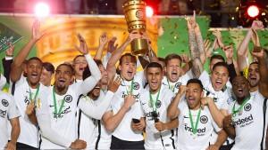 Frankfurter Pokalsensation gegen Bayern