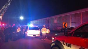 Zwei Tote und über Hundert Verletzte nach Zugunglück