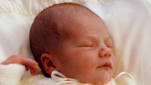 Die ersten Bilder von Prinzessin Estelle