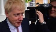 Gilt vielen als Favorit für die Nachfolge von Theresa May: Boris Johnson