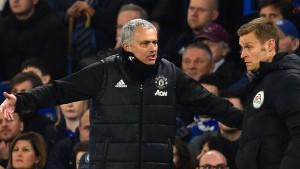 Mourinho bei Rückkehr übel von Chelsea-Fans beschimpft
