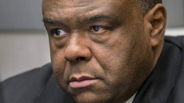 Jean-Pierre Bemba wegen Kriegsverbrechen verurteilt