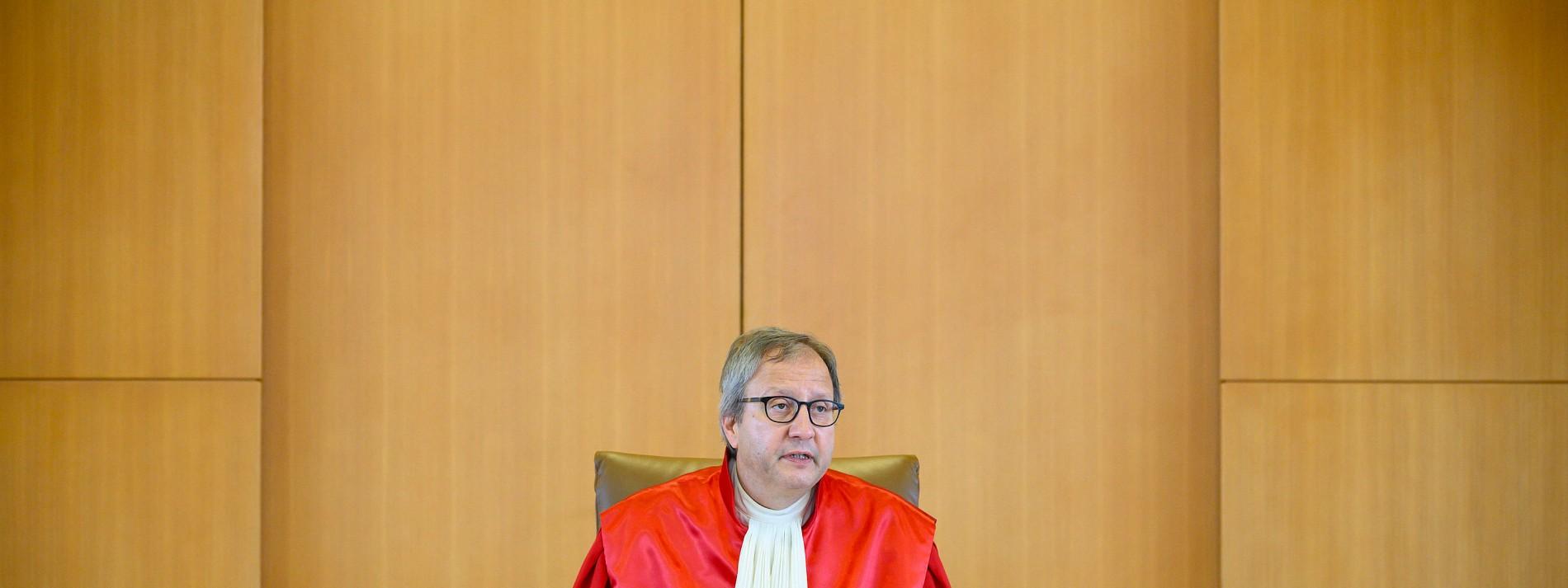 Karlsruher Präsident