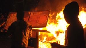 Tote bei Unruhen in Ägypten