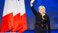 Start in den Wahlkampf: Le Pen will den Frexit