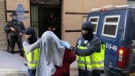 Dschihadisten sollen Waffen als Hilfsgüter geschmuggelt haben