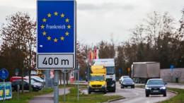 Strengere Kontrollen an Grenze zu Frankreich