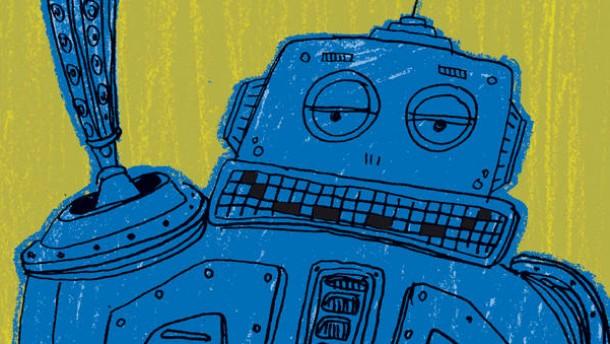 Fürchterlich dumme Roboter