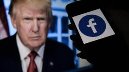 Trump bleibt vorerst auf Facebook gesperrt