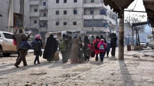 Rebellen stoppen Vorbereitung der Friedensgespräche