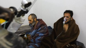 Experten bestätigen Einsatz von Giftgas in Syrien