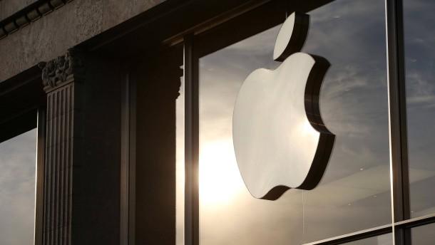 Apple löst keine Begeisterung aus