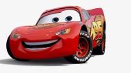 """Lightning McQueen aus dem Film """"Cars"""" (2006) - so etwa stellen sich auch Ingenieure ein Auto-Auto vor."""