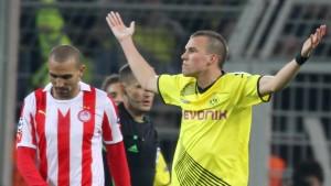 Dortmund verschärft die griechische Depression