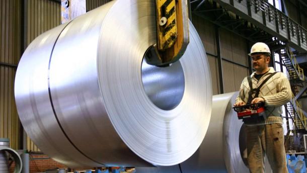Thyssen-Krupps langer Weg aus den Problemen