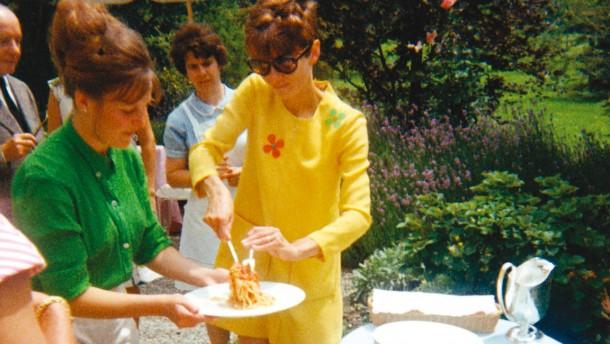 """""""Meine Mutter war eine Pasta-Frau"""""""
