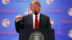 Trumps große Show