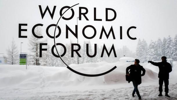 Warum eigentlich gerade in Davos?