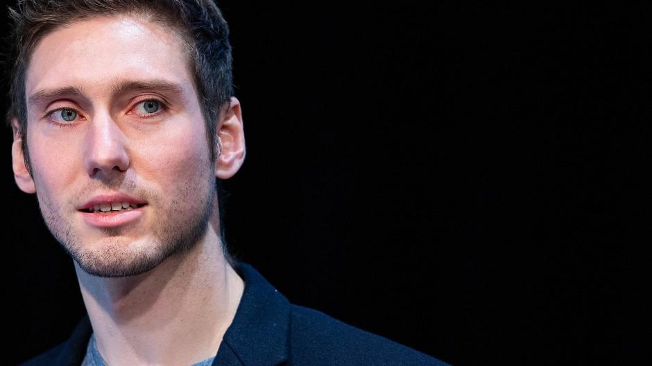 Athletensprecher Max Hartung begrüßt Olympia-Verschiebung