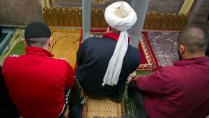 Den Wütenden Halt geben – mit dem Koran