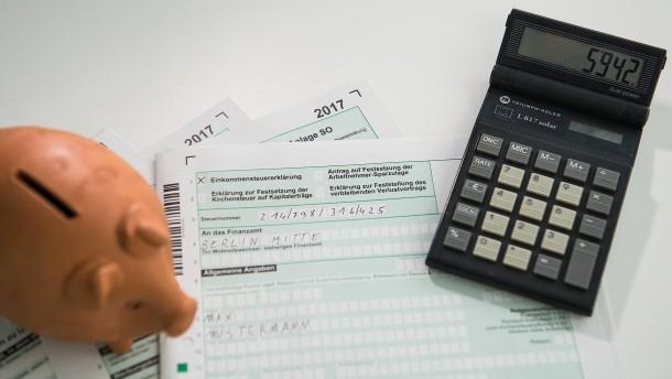Steueraufkommen ist im November kräftig gestiegen