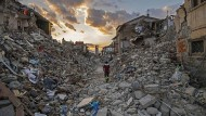 Vier Milliarden Euro Schaden nach Erdbeben in Italien