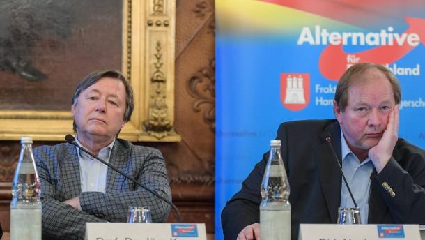 Verfassungsschutz sieht Verbindung von Rechtsextremen zur AfD