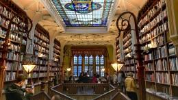 Zum Speed-Dating in die Buchhandlung