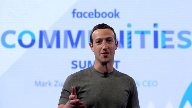 Facebook veröffentlicht Datenbank zu politischen Werbeanzeigen