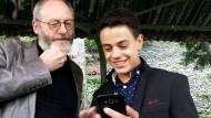 Star aus Game of Thrones besucht syrischen Flüchtling