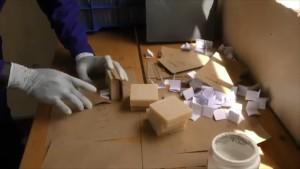 Eine Seife gegen Malaria