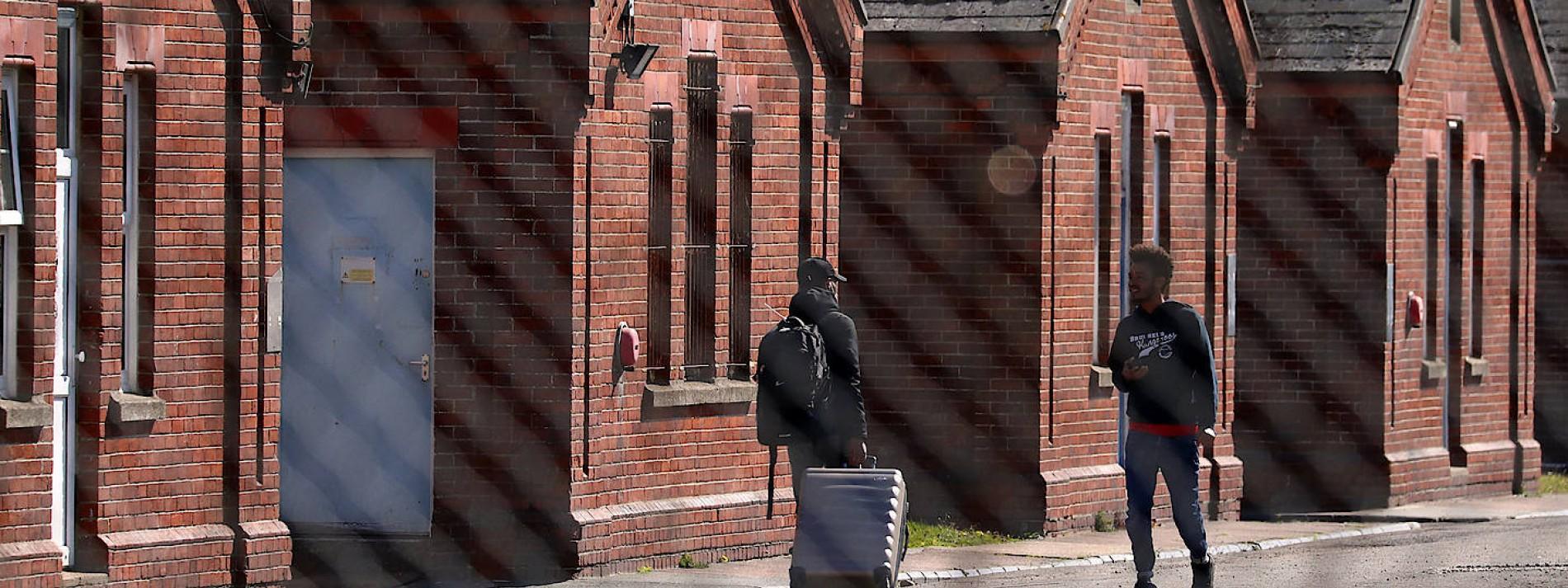 Wieder mehr Asylanträge in Deutschland