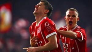 Der FC Bayern ist zurück an der Spitze