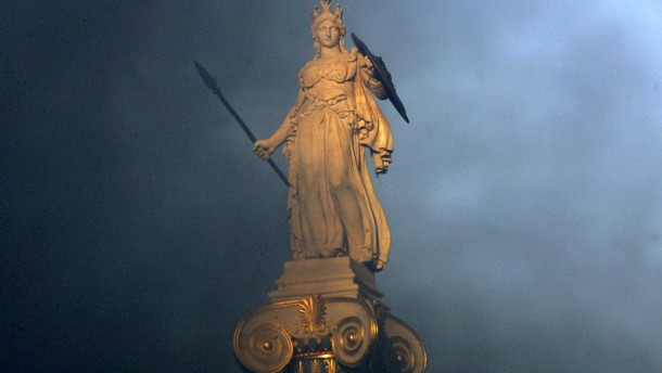 Griechische Göttin Athene