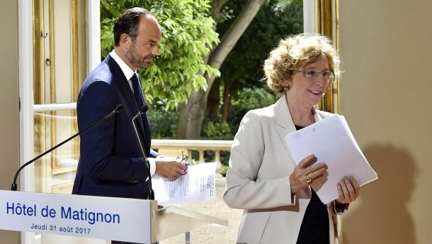 Das ist Frankreichs wahre Personalchefin