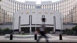Chinas Notenbank pumpt weitere Mittel in den Geldmarkt