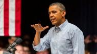 Obama startet Attacke auf Romneys Vize-Kandidaten