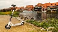 In Bamberg kennt man Bird schon länger. Jetzt startet das Unternehmen in einigen weiteren deutschen Städten.