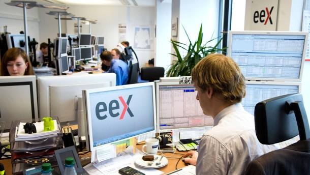 EU will eine einheitliche Strombörse