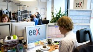 Strombörse in Leipzig: Bis Ende 2015 will die EU einen echten Binnenhandel beim Strom verwirklichen