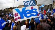 Schottlands Regierungschefin fordert neues Referendum